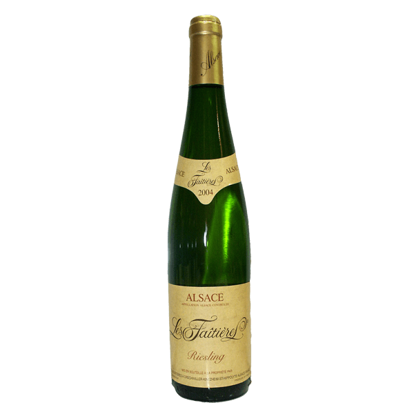 Les Faitieres Riesling 2015