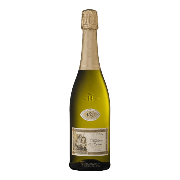 Le Cuvee a Point de Madame Bosca